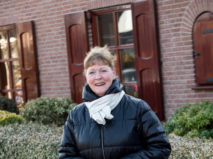 Gerda Verwolf hoopt dat haar man snel die nieuwe knie krijgt