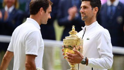Wat met Wimbledon? Datum blijft voorlopig staan, maar druk neemt toe