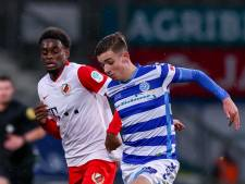 De Graafschap legt talent Neghli vast tot 2023