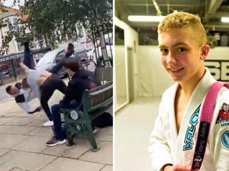 Heethoofd zoekt ruzie, maar botst op wereldkampioen jiu jitsu