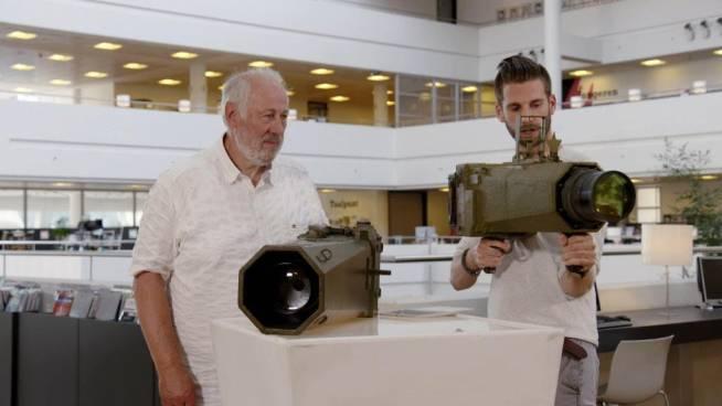 Fototoestel van tijdens de oorlog levert 10.000 euro op