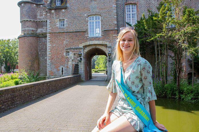 Laure Bogaert (22) hoopt in september bij de eerste zes van Miss Vlaams-Brabant te eindigen
