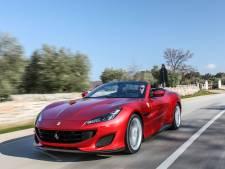 Het dak gaat eraf bij de nieuwste Ferrari: op weg met de Portofino