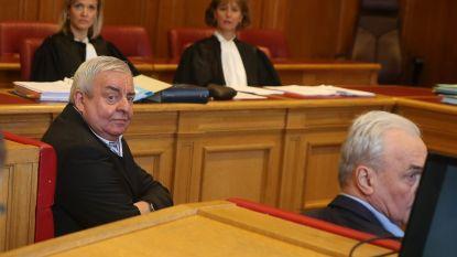 Kasteelmoord gaat derde dag in, dit riskeren ze in beroep: Gyselbrecht 30 jaar cel, Serry 26 jaar cel, De Clercq 28 jaar cel, Larmit 20 jaar cel