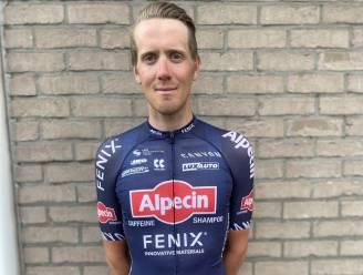"""Ayco Bastiaens maakt deel uit van Alpecin-Fenix Development: """"Tevreden als ik mijn opdracht vervul"""""""