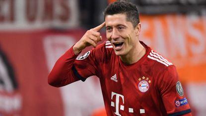 Lewandowski in select clubje van 50 Champions League-goals en de Pool doet dat zelfs sneller dan Ronaldo