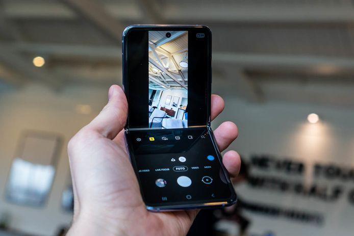 De Samsung Galaxy Z Flip