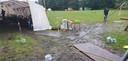 Er is gevraagd om preventief hun kampplaats in Bilzen (Limburg) te verlaten.