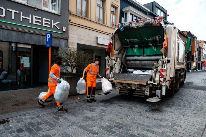 Illustratiebeeld: tijdens de coronacrisis stopten we met zijn allen aanzienlijk meer in onze afvalzak.