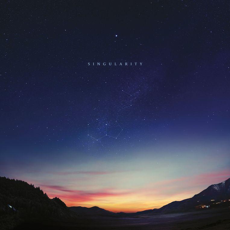 'Singularity' de nieuwe plaat van Jon Hopkins Beeld rv
