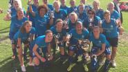 KAA Gent Ladies voetballen vrijdagavond met publiek: maximum 150 toeschouwers