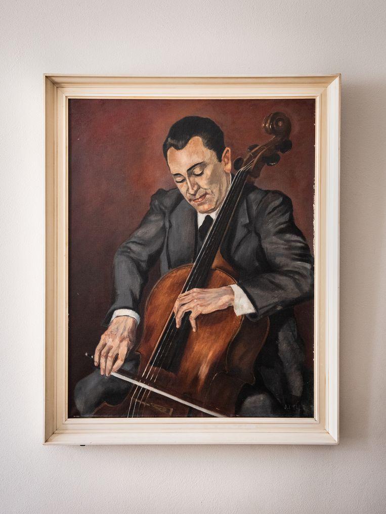 Portret van Samuel Brill. Beeld Simon Lenskens