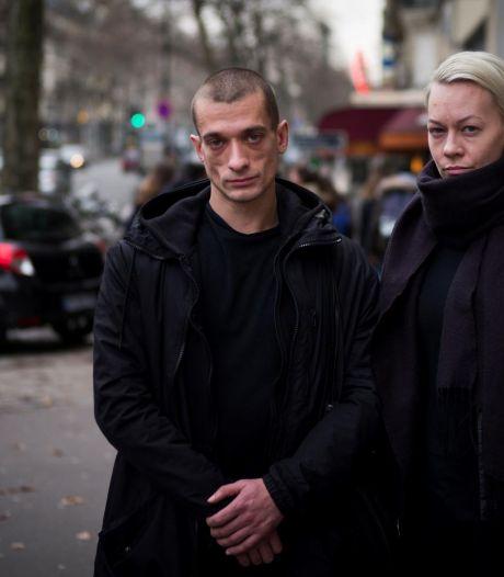 L'artiste russe Pavlenski placé en infirmerie psychiatrique