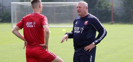 FC Twente met proefspeler tegen Sparta Enschede