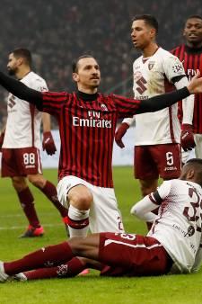 AC Milan eert Bryant op passende wijze in spetterend bekerduel met Torino