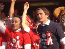 Over Cocu: Iedereen mag trainen zolang PSV maar kampioen wordt