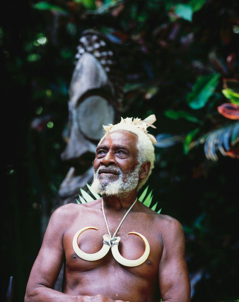 Misschien lost dit het 'mysterie' op waarom Melanesiërs donker zijn én blond. Beeld © David Kirkland