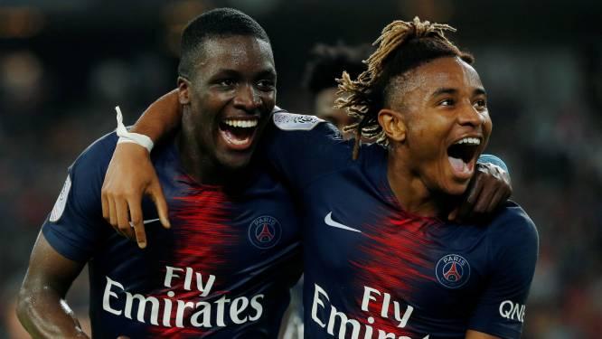 Bij PSG tussen grote sterren gespeeld, maar écht doorbreken lukte niet: wat u moet weten over Club-aanwinst Nsoki