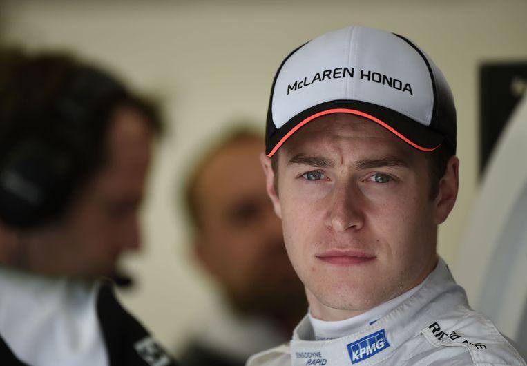 Meulebekenaar Stoffel Vandoorne krijgt een vast plaats in team McLaren.