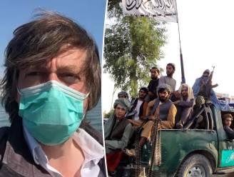 """Oorlogsjournalist Robin Ramaekers: """"Van ene op andere dag alles anders in Afghanistan: terug in traditionele gewaden, geen vrouwen meer op straat"""""""