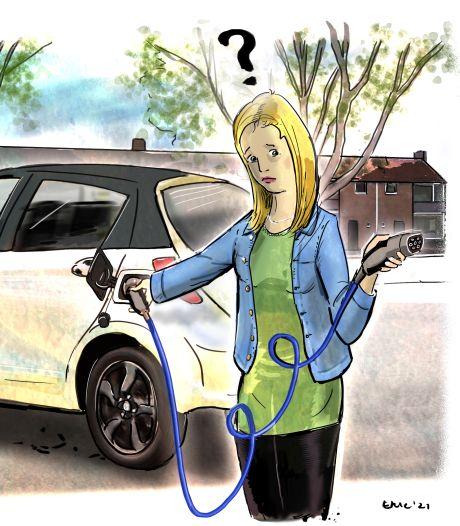 Wel een elektrische auto, maar bestuurder wacht al meer dan een jaar op laadpaal: 'Beschamend'