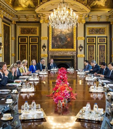 Chinese premier bezoekt Rutte: Grenzen open voor Nederlandse bedrijven