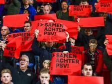 PSV stelt training weer een keer per week open voor supporters