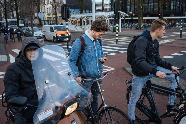 Guido ten Voorde (21) Beeld Marc Driessen