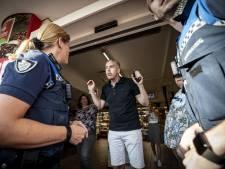 Opstandige supermarkteigenaar uit Noord-Deurningen krijgt boete en werkstraf na beledigen boa's
