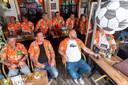 Bij City Bar in Elburg zijn ze er al klaar voor.