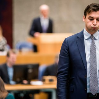 Baudet wekt wrevel in de Kamer: 'Dit is het witwassen van extreemrechts'