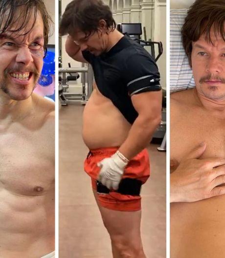 L'impressionnante transformation physique de Mark Wahlberg pour son prochain rôle