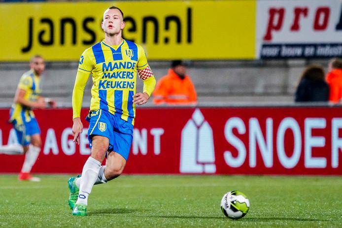 Jan Lammers is er weer bij tegen Jong PSV.