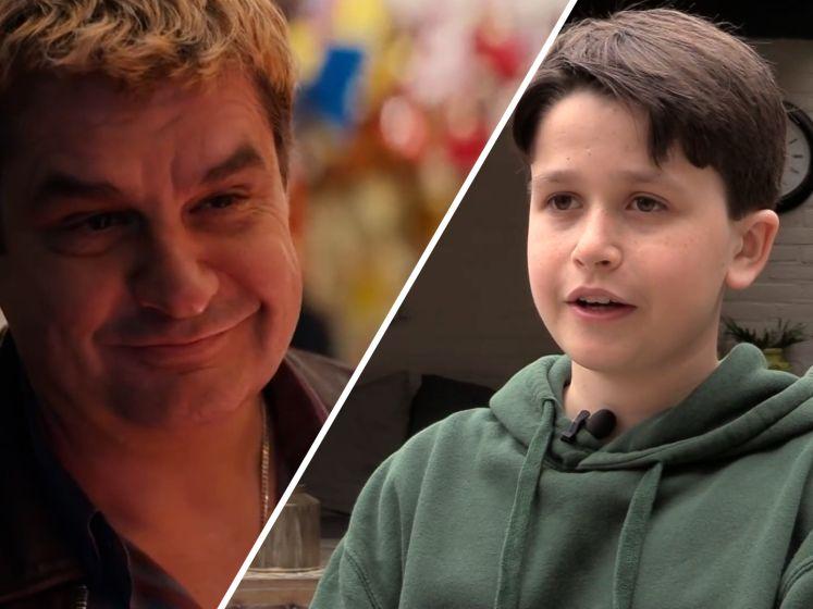 Mika (11) speelt jonge Ferry Bouman in Undercover-film: 'Hij is mijn idool'