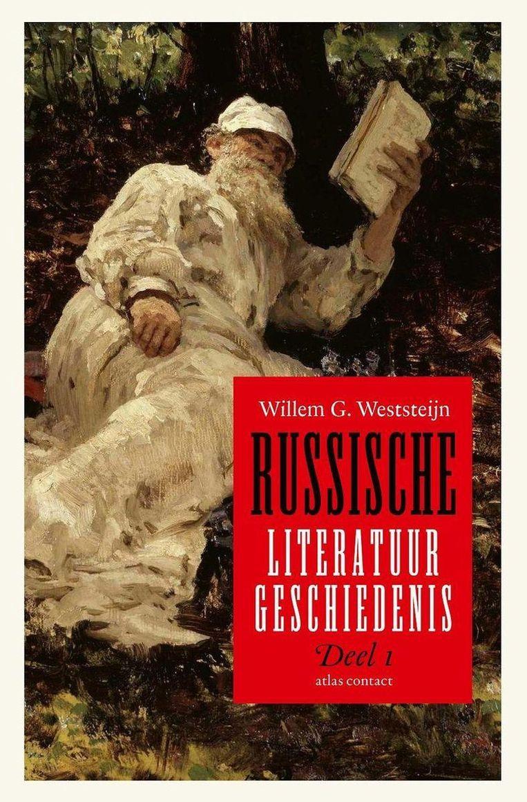 Russische literatuurgeschiedenis I & II, Atlas Contact. Beeld