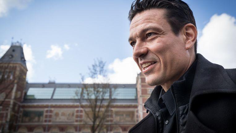 Jari Litmanen was weer even terug in Amsterdam Beeld Proshots
