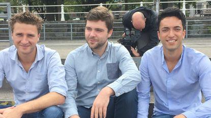 De mannen achter start-up Seesr bewijzen het: Ook zonder IT-kennis kan je een techbedrijfje starten