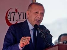 À Chypre, Erdogan pousse pour une solution à deux États et la réouverture de la ville fantôme de Varosha