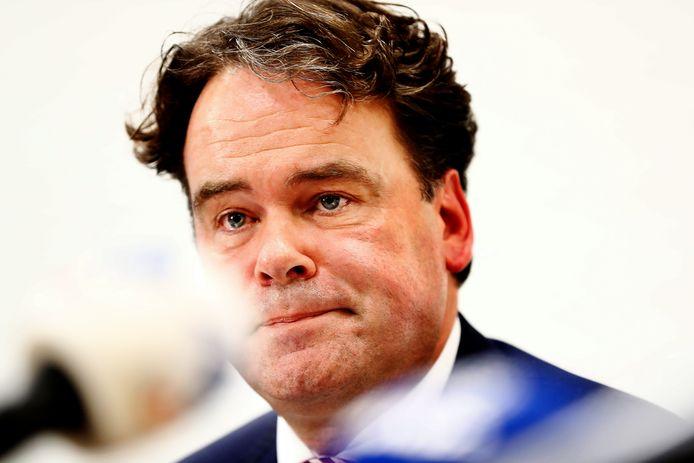 Plaatstvervangend hoofdofficier Rutger Jeuken van Utrecht