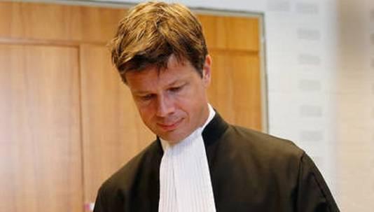 Willem Jebbink is de advocaat van Volkert van der Graaf