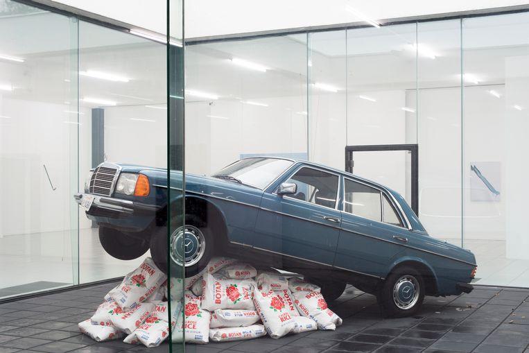 'Rice Rocket' van Nick Darmstaedter. Beeld RV Nick Darmstaedter