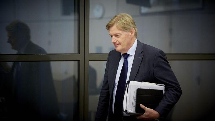 Staatssecretaris Martin van Rijn van Volksgezondheid, Welzijn en Sport.