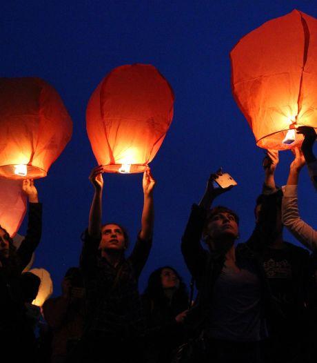 Snel verbod op ballonnen in Eindhoven <br>
