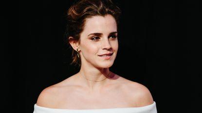 """Emma Watson worstelde met haar succes: """"Ik ging in therapie omdat ik me schuldig voelde"""""""