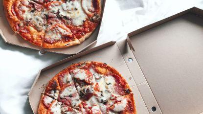 Pizza, frieten en andere lekkernijen: zoveel moet je bewegen om ze te verbranden