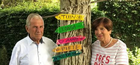 De kiem voor het briljanten huwelijk van Frans en Annie Leijs ligt in een fietstochtje van Dongen naar Rijen