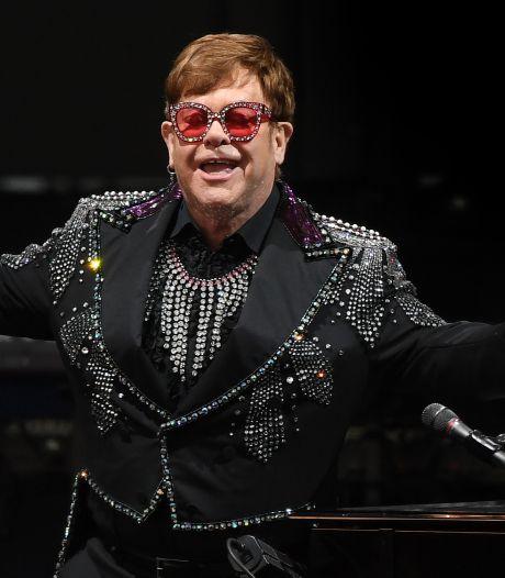 Elton John stelt hervatting afscheidstournee en concert in GelreDome uit