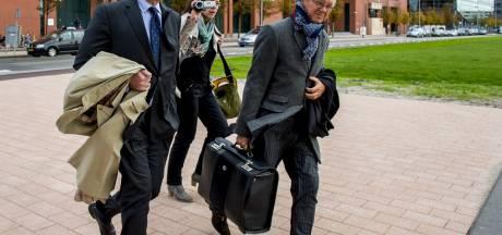 Joris Demmink verbijt zich in rechtbank