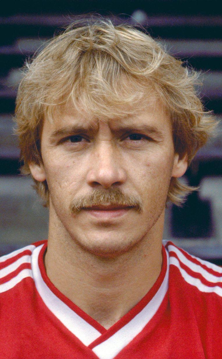 Dick Schoenaker in 1985 Beeld ANP