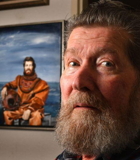 Theo uit Lonneker vocht als duiker in Nieuw-Guinea:  'Ik ben nooit meer losgekomen van de zee'